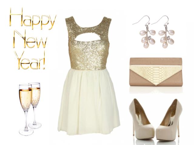 Outfit: Stylová i na Silvestra