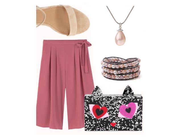 Outfit: Letní podvečerní drink