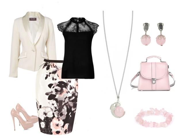 Outfit: Růženín - kámen lásky