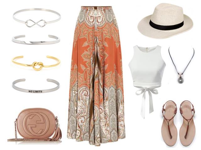 Outfit: Festivalová královna