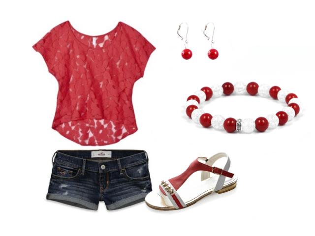 Outfit: Léto ještě nekončí