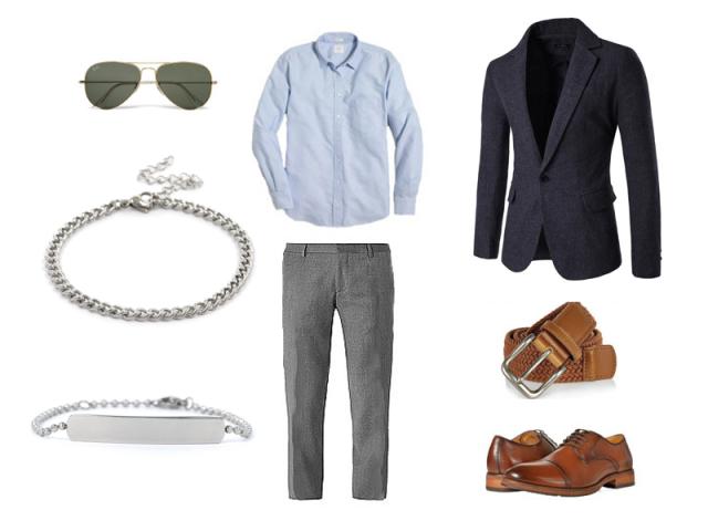 "Outfit: Pánský ""smart casual"""