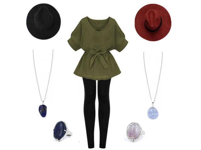 Outfit: Podzimní outfit