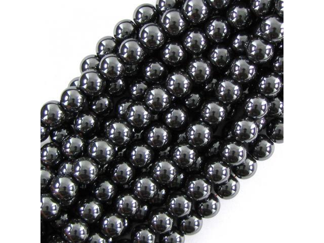 Hematit - černý 8 mm