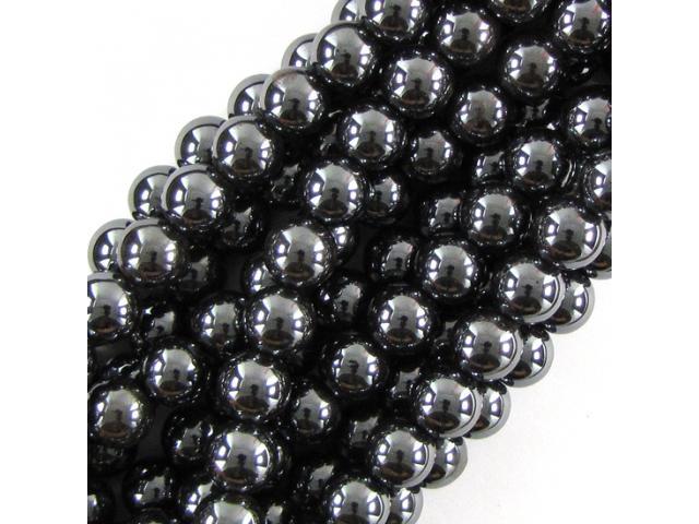 Hematit - černý 10 mm