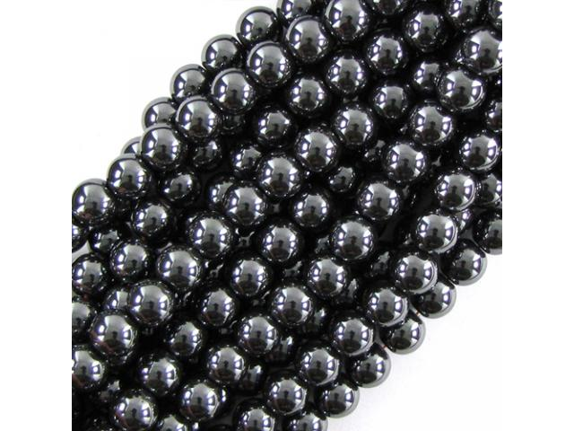 Hematit - černý 4 mm