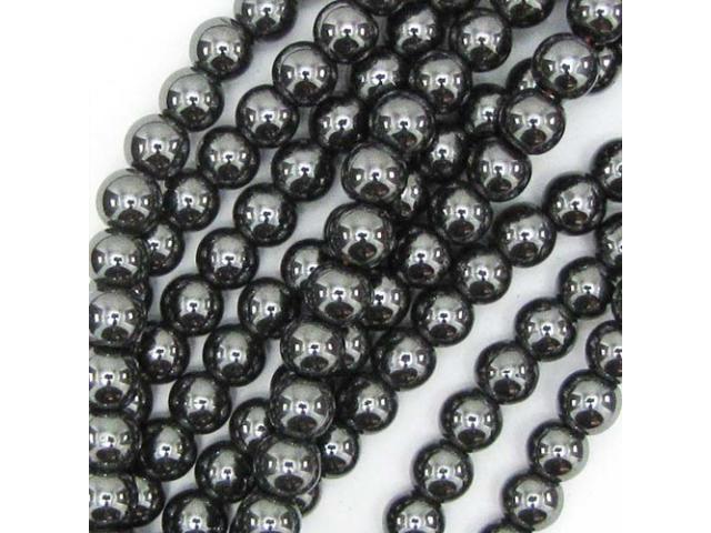 Hematit - černý 6 mm