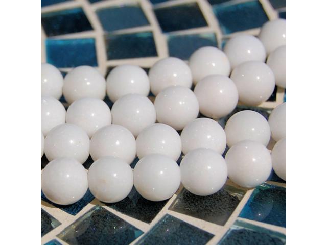 Bílý korál 8 mm