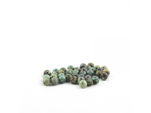 Africký tyrkys 6 mm