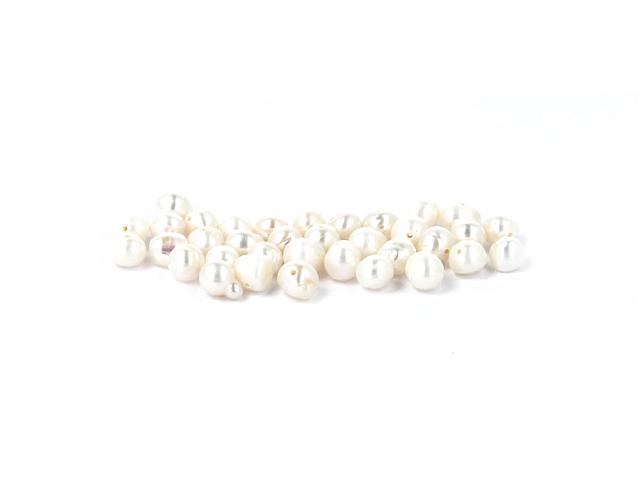 Říční perla - B kvalita 5-6mm