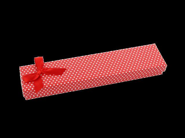 Dárková krabička Dotty 40x205x22 mm