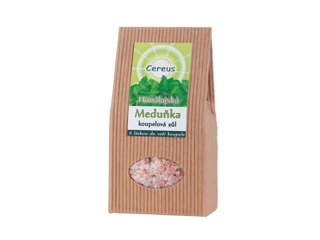 Koupelová sůl - Meduňka 500g