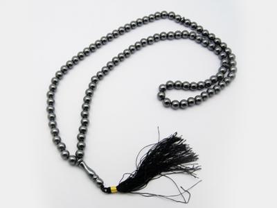 Buddha náhrdelník hematit 0b2075a98b9