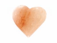Mýdlo z himalájské soli - srdce